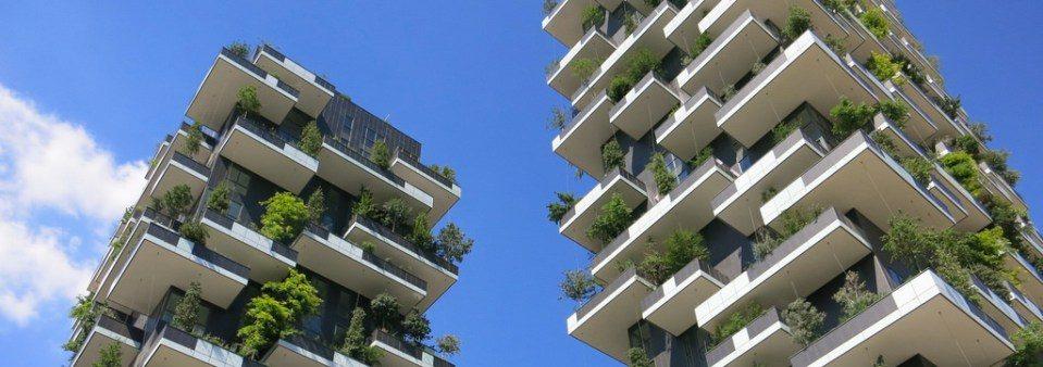 Une forêt verticale au cœur de Milan