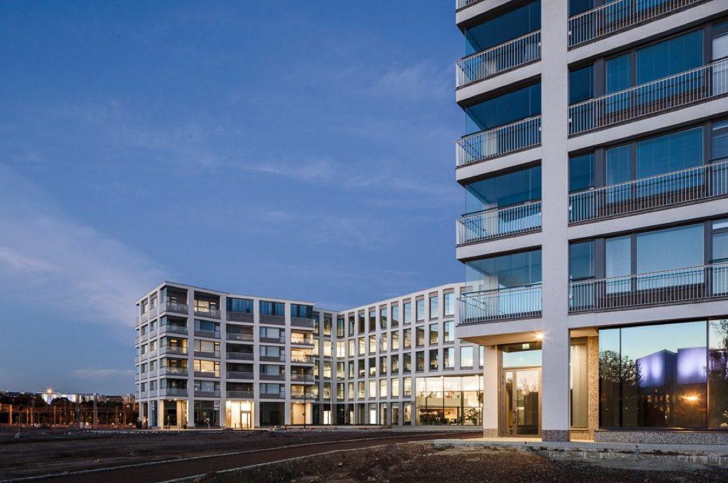 Complexe résidentiel, proche d'Helsinki