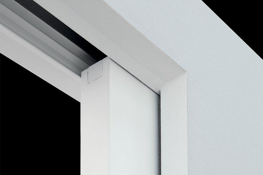 Comment choisir un ch ssis pour porte coulissante le for Epaisseur cloison porte a galandage