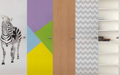 5 idées pour décorer votre porte d'intérieur