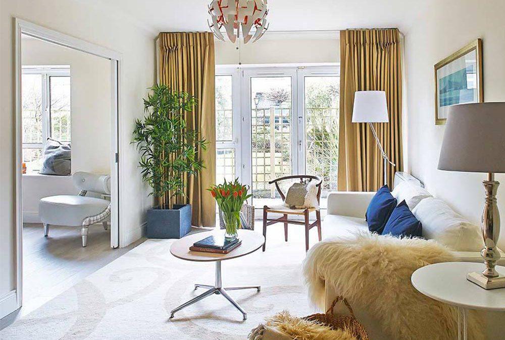 Avant/après : un appartement qui gagne en luminosité et en place