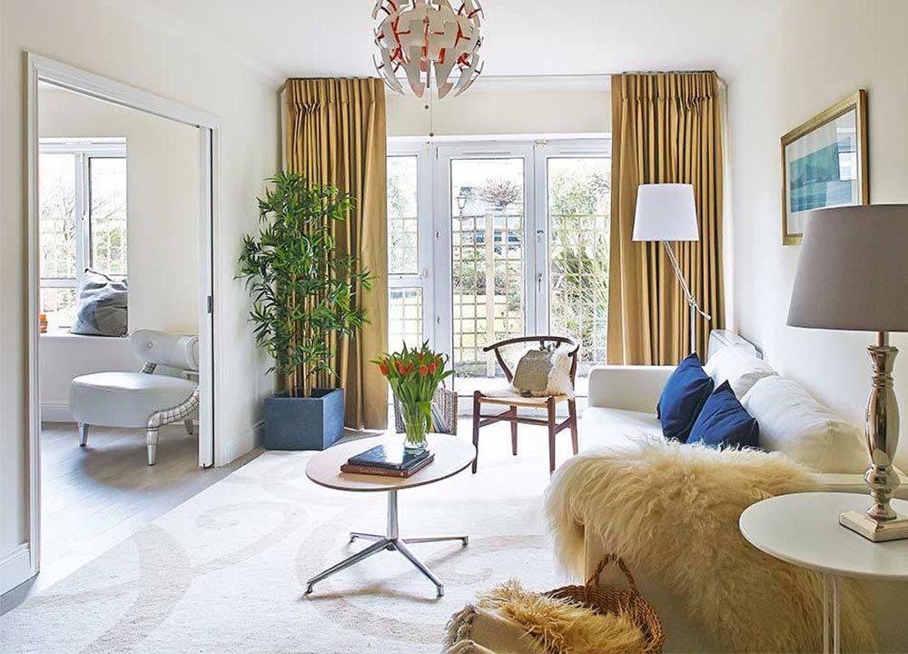 Avant/après : un appartement qui gagne en luminosité et en place ...