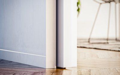 Décorer son intérieur avec des plinthes modernes