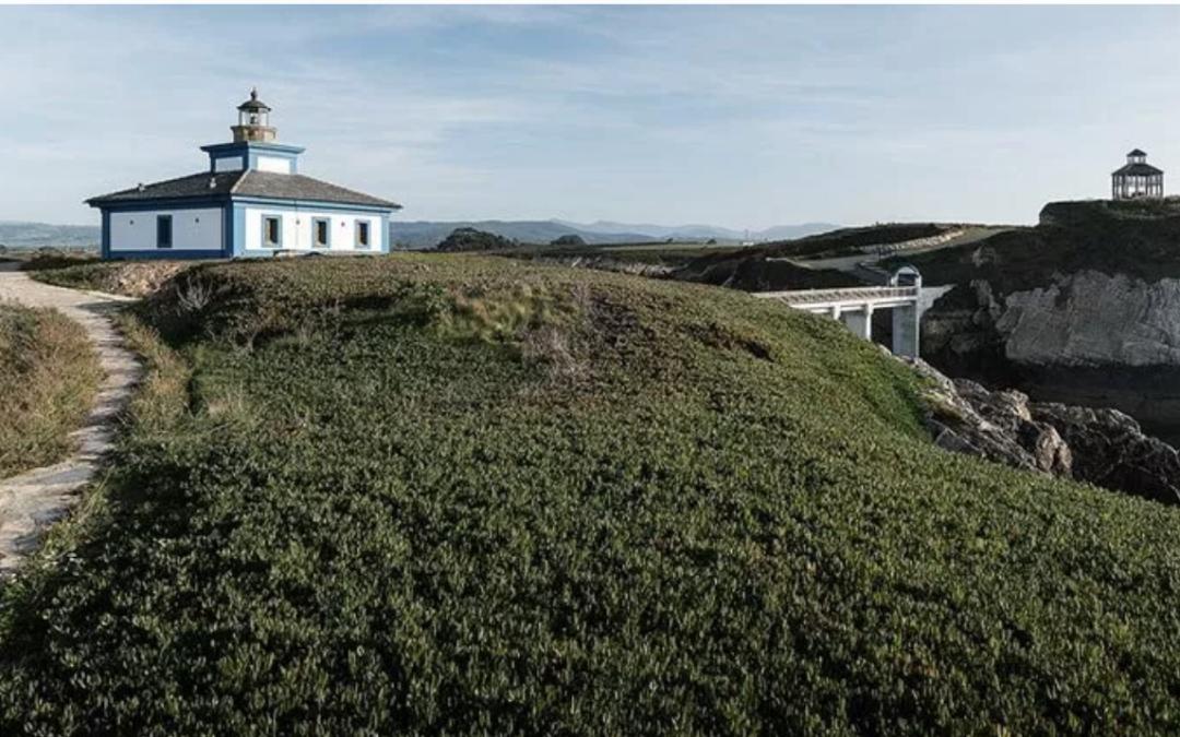Un lieu touristique atypique : la maison du gardien de phare